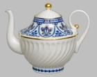 St. Petersburg Teapot by Lomonosov - 60 Ounces