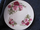 Summertime Pink  Dessert  Plates - Set of 2
