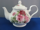 Summertime Tulip Teapot - 6 cup