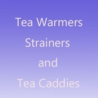 Tea Warmers, Strainers and Caddies