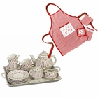 Tea with Rosie Childrens Tea Set and Apron Set