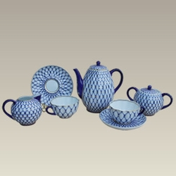 Traditional Russian Tea Set -