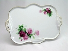 "Victorian Rose - Tray 16"" x 11"" - 5 in Stock"