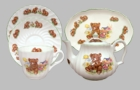 """We Love Teddy"" Starter Tea Set for Children Set of 2"