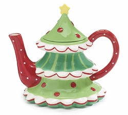 Winter Whimsey Teapot - 44oz