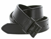 "1051 Full Grain Leather Belt Strap 1 1/2"" Wide"