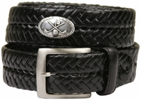 109 Palisades Leather Golf Belt $39.50