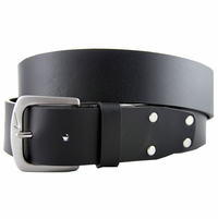 1108301 Nike Casual leather jean Belt Black