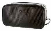 1413201  Nike Golf Tour Performance Carbon Fiber Texture Travel Kit Black