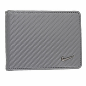 16884233 Nike Golf Tour Performance Carbon Fiber Texture Billfold - Dark Grey