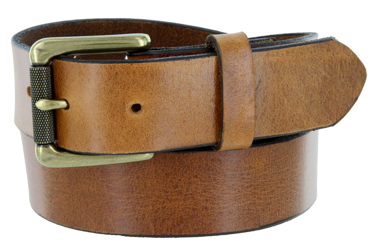 413902 s one leather casual jean belt 1