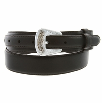 5729-1 Oil Tanned Leather Ranger Belt - Brown