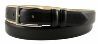"Adam 6162 Men's Smooth Leather Dress Belt  1 1/8"" Wide-Black $34.95"