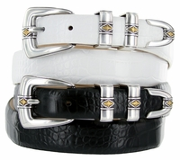 Aiden Men's Leather Designer Belt $32.50