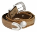 Arlington Western Coin Concho Leather Belt4