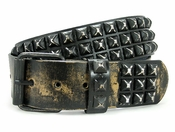B9015 Vintage Pyramid Punk Belt $25.95