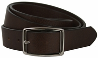 "Belts.com Full Grain Made in USA Leather Belt 1-1/4"" Wide"