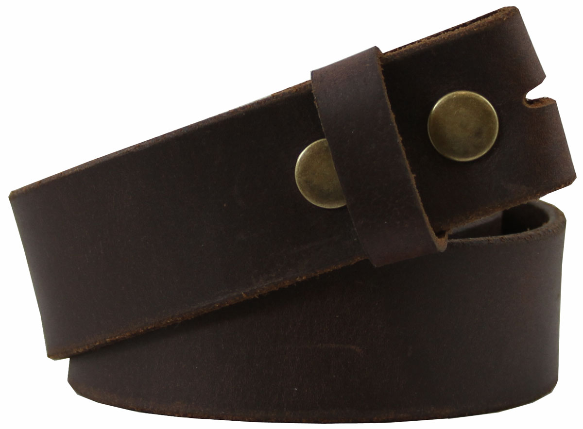 bs1300 brown belt buffalo grain matt finish