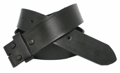 "BS1303 Full Grain Leather Belt Strap 1 3/4"" Wide"