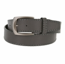 Cable Genuine Leather Gray Golf Belt