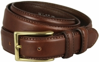 "Carter Brown Genuine Leather Dress Belt 1-1/8"" Wide $29.95"