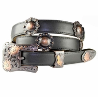 Copper Canyon Women's Western Leather Belt