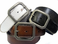 Corona Vintage Belt with Solid Brass Buckle $19.95