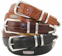 Coventry Italian Leather Concho Belt $39.50