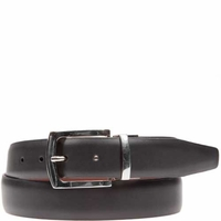 Croft Reversible Belt Black/Brown