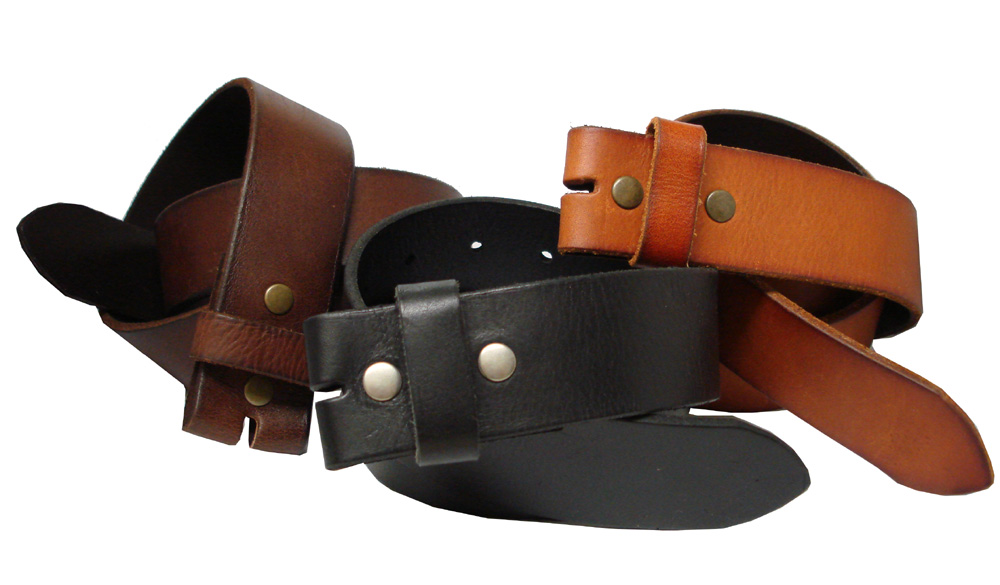 custom italian leather belt make your own width or