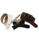Dress Leather Belt Straps