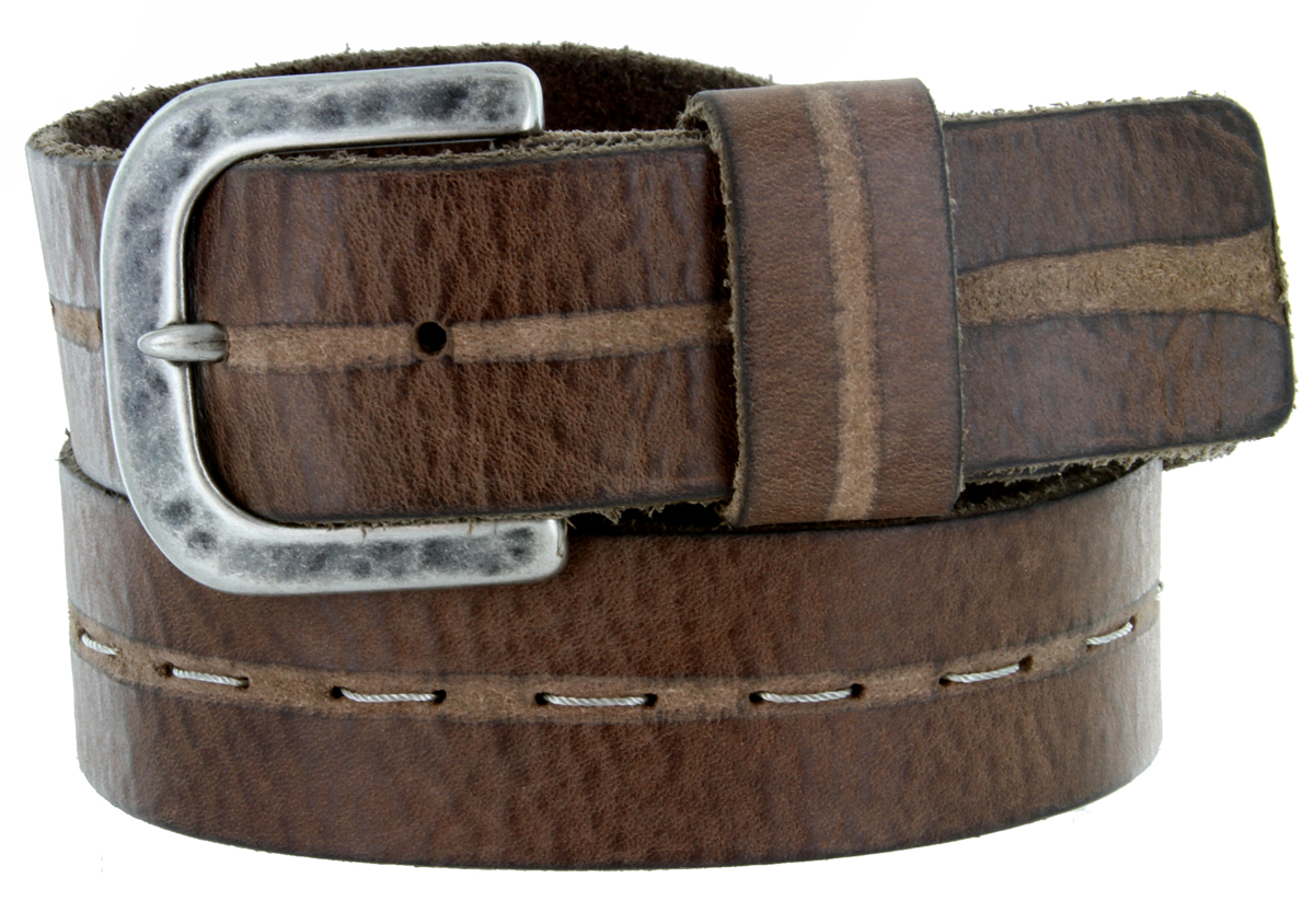 Italian leather belts handmade in Florence with genuine leather. Buy online mens and womens belts from Italian leather artisans with high security.