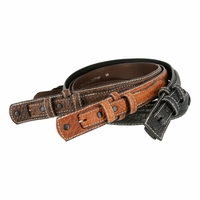 Genuine Leather Ranger Belt Strap