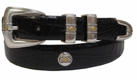 Golden Diamond Men's Designer Golf Belt  $39.50