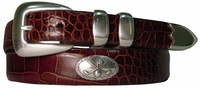 Golf Belt of Palisades Men's Italian Leather Golf Belt $39.50