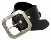 "HB24641 Full Grain Leather Belt  2"" Wide $28.95"