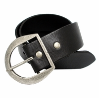 "HB59041 Full Grain Leather Belt 2"" Wide"