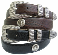 HiltonHead Classic Men's Leather Golf Belt  $39.50