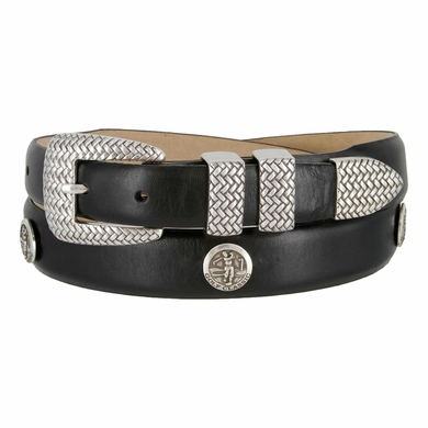 HiltonHead Classic Men's Leather Golf Belt