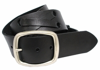 "Kalan Full Grain Leather Belt 1 3/4"" Wide $27.50"