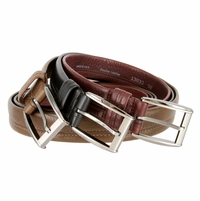 Lejon Dress Leather Belts Made In USA