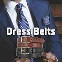 Men's Dress Belts
