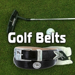 Men's Golf Belts