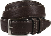 Men's Leather Bison Belts