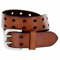 Metro Twin Vintage Full Grain Leather Jean Belt