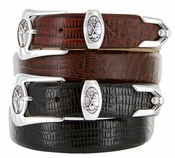 Monterey Men's Designer Leather Golf Belt $32.50