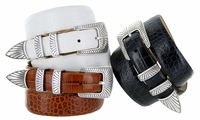 Nevada Men's Italian Leather Dress Golf Belt $32.50