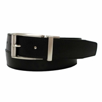 Nike Classic Reversible Golf Belt Black/White 1108225