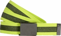 Nike Golf Sport Men's Rubber Inlay Reversible Web Belt Venom Greed 11198247