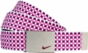 Nike Golf Sport Women's Web Belt Bright Grape/Red Violet 13090265